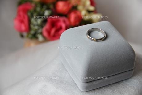 指輪の写真素材 [FYI00150893]