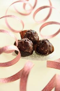 チョコレートの写真素材 [FYI00151001]
