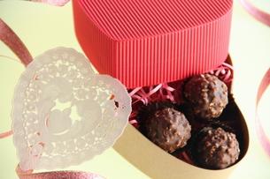 チョコレートの写真素材 [FYI00151022]