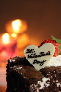 バレンタインの写真素材 [FYI00151221]