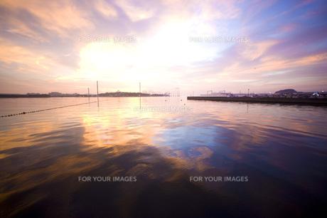 sunriseの写真素材 [FYI00152086]
