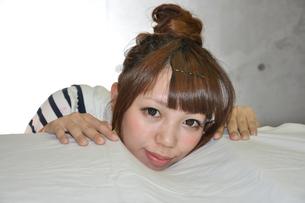 若い女性の写真素材 [FYI00152276]