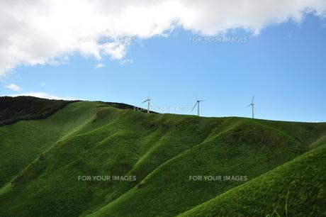 風力発電の写真素材 [FYI00152304]
