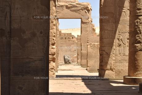 遺跡・物語る歴史の写真素材 [FYI00152447]