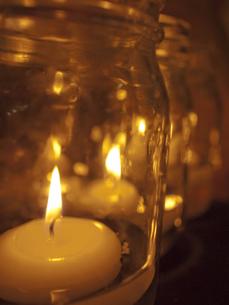 キャンドルナイト2011の写真素材 [FYI00152588]