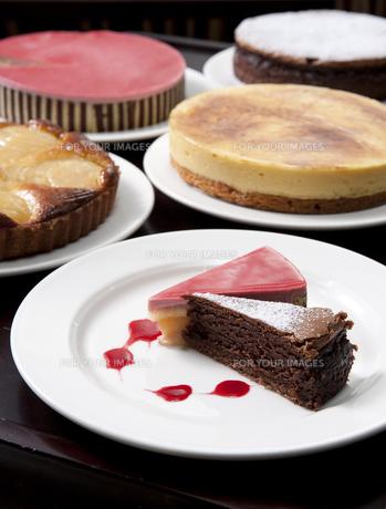 ケーキの写真素材 [FYI00152641]
