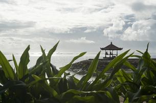 バリのビーチの写真素材 [FYI00152661]