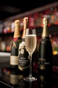 シャンパンの写真素材 [FYI00152666]
