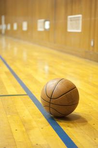 バスケットボールの写真素材 [FYI00152700]