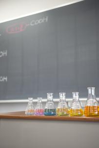 化学の授業の写真素材 [FYI00152701]