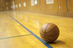 バスケットボールの写真素材 [FYI00152709]
