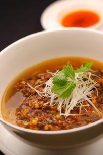 担々麺の写真素材 [FYI00152745]