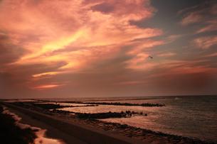 日本海の写真素材 [FYI00152756]