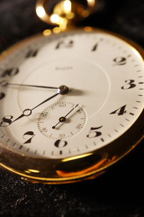 懐中時計の写真素材 [FYI00152758]