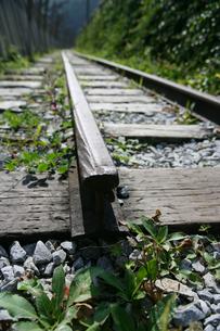 線路の写真素材 [FYI00152845]