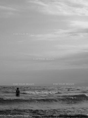 海の写真素材 [FYI00152923]