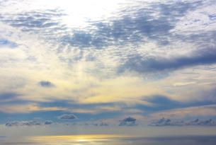 空と海の写真素材 [FYI00153178]