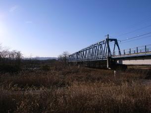 鉄橋の写真素材 [FYI00153270]