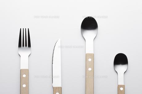食器の写真素材 [FYI00153335]