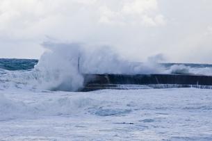 冬の海の写真素材 [FYI00153801]