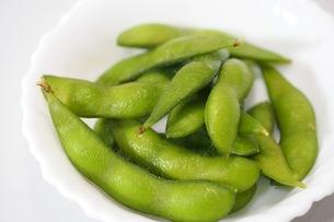 枝豆の写真素材 [FYI00153964]