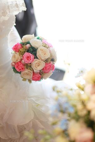 結婚式の写真素材 [FYI00154091]