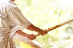 武道家の写真素材 [FYI00154129]