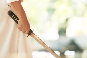 日本刀の写真素材 [FYI00154134]