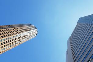 高層ビルの写真素材 [FYI00154139]