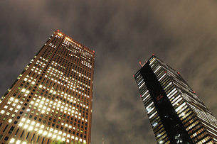 高層ビルの写真素材 [FYI00154143]