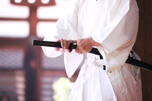 武士の決闘の写真素材 [FYI00154163]