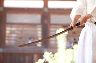 日本刀の写真素材 [FYI00154170]