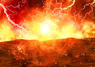 爆発の写真素材 [FYI00154174]