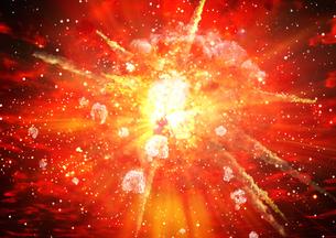 爆発の写真素材 [FYI00154175]