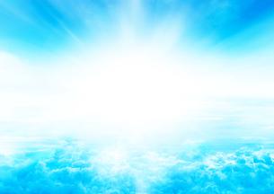 雲海の写真素材 [FYI00154189]