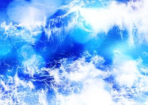 大波の写真素材 [FYI00154199]