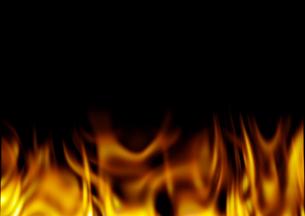 炎の写真素材 [FYI00154221]