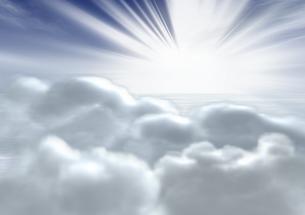 雲海の写真素材 [FYI00154231]