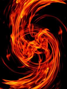 炎の写真素材 [FYI00154272]