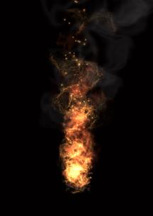 爆発の写真素材 [FYI00154285]