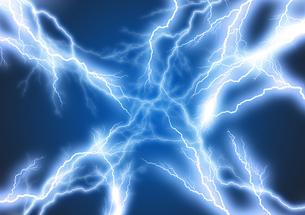 放電の写真素材 [FYI00154294]
