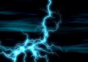 雷の写真素材 [FYI00154309]