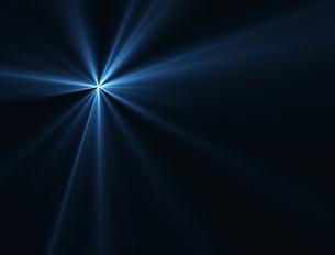 レーザー光線の写真素材 [FYI00154316]
