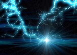雷の写真素材 [FYI00154317]