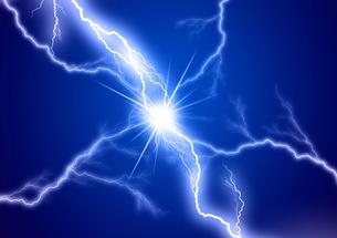 放電の写真素材 [FYI00154321]