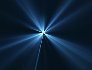 レーザー光線の写真素材 [FYI00154325]