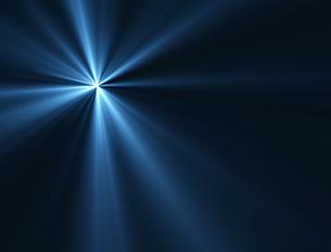 レーザー光線の写真素材 [FYI00154327]