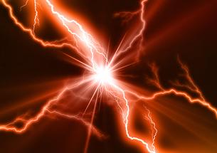 放電の写真素材 [FYI00154328]