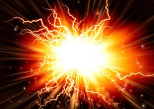 爆発の写真素材 [FYI00154381]