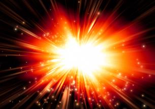閃光の写真素材 [FYI00154385]